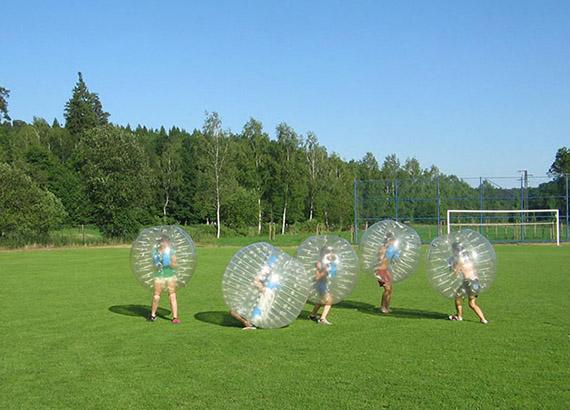 Bolas Choconas Bumper Ball