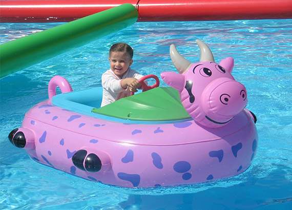 Bote Chocon Inflable