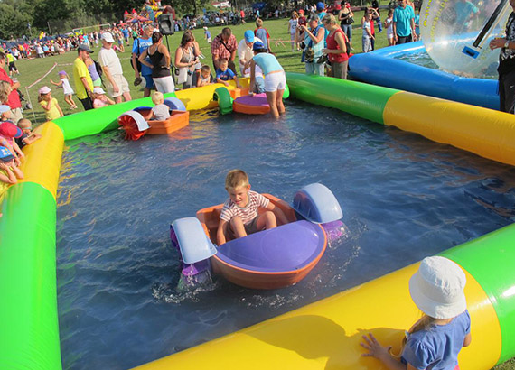 Piscina Inflable alberca