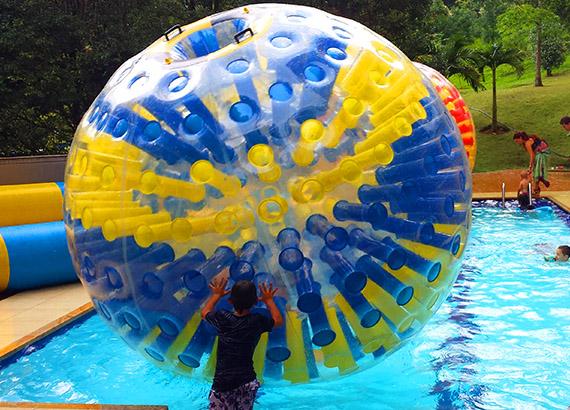 Zorb Ball Nuclear AquaOrb